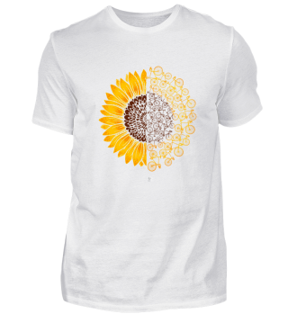 Sonnenblume Fahrrad Bike Cycle Geschenk