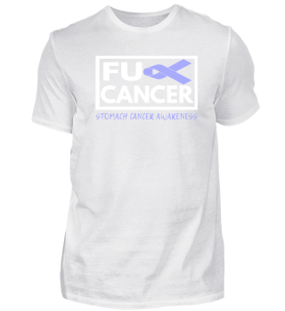 Fck Cancer Shirt stomach cancer