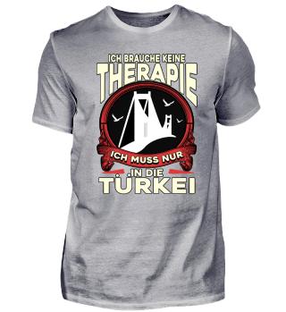 Therapie Urlaub Türkei