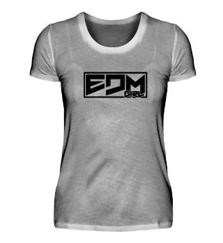 EDM Girl, black
