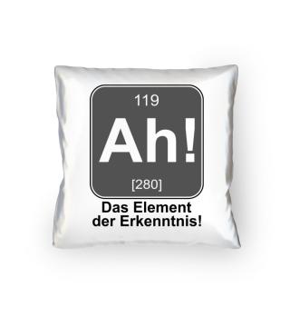 Chemiker Erkenntnis - Kissen