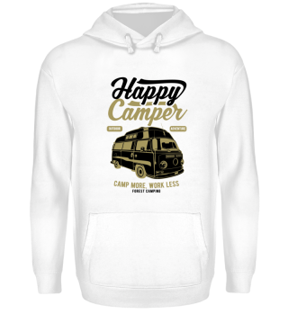 ☛ HAPPY CAMPER #1.3