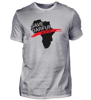 Save Darfur. Be Active!