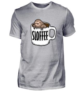 Sloffee Sloth Coffeee