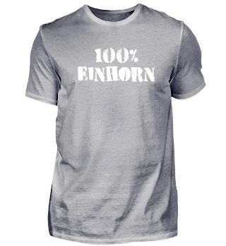 100% Einhorn