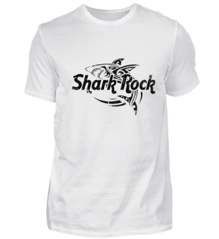 Shirt Shark Rock Hai Ocean Tauchen Dive