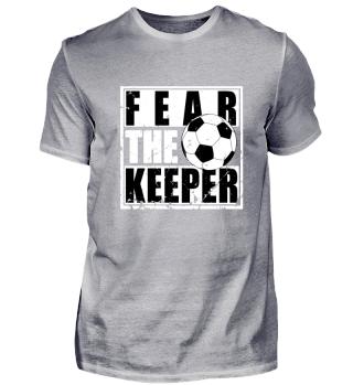 Football T-Shirt Goalie Keeper Gift Idea