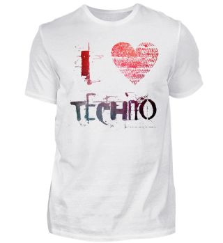 Love Techno Hardstyle Rave Music