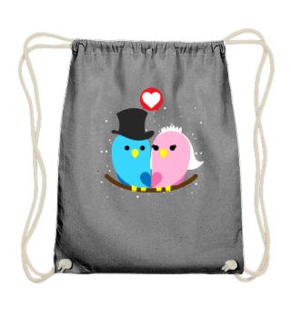 Married Birds in Love