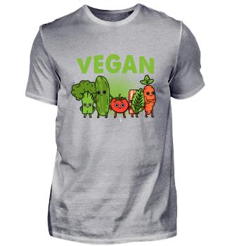 Anti Vegan Bacon Gemüse Fleisch Geschenk