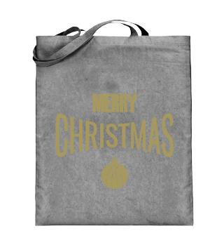 ☛ MERRY CHRISTMAS · BADGE #8G