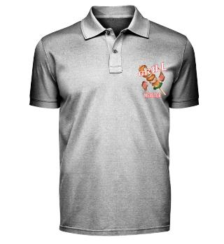 Der Grill Meister Poloshirt