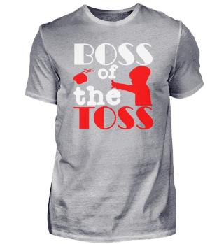 Boss of the throwing | Bean Bag Cornhole