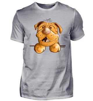 Witze Bordeaux Dogge - Hund - Doggen