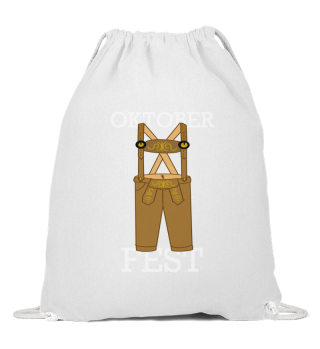 Oktoberfest Leather Pants Bavaria German