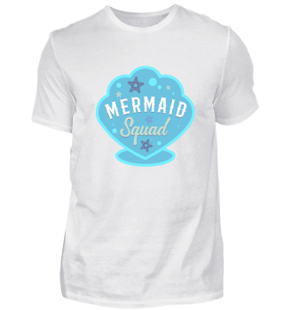 Mermaid Squad Birthday Party Gift