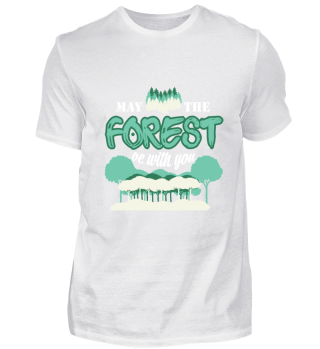 Forest nature ranger hunter gift