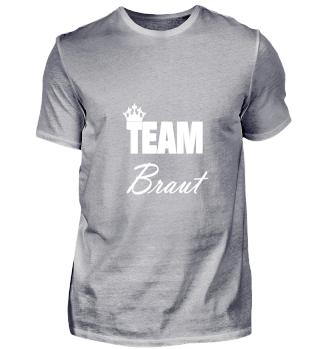 Team Braut Geschenk Geschenkidee