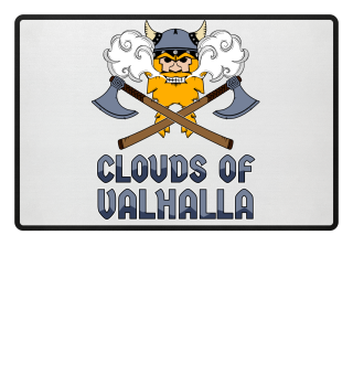 Vaping Viking - Clouds Of Valhalla