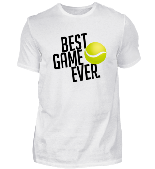 TENNIS. BEST GAME EVER. TENNIS ASS