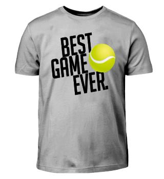 TENNIS. BEST GAME EVER. TENNIS ASS