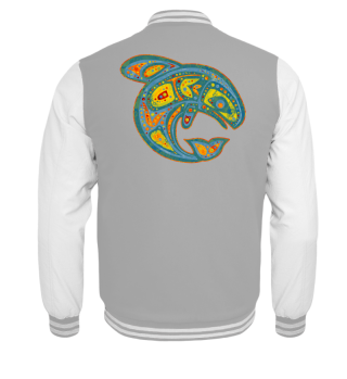 ★ Native American Totem Orca Whale 8