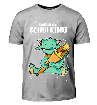 smietz T-Shirt - Eddie Schule mint