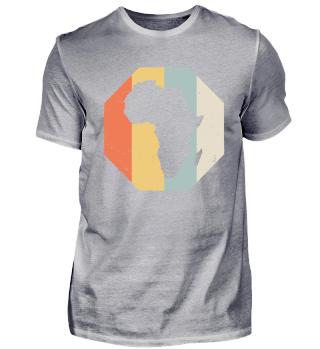 Afrika Vintage - Design - Retro