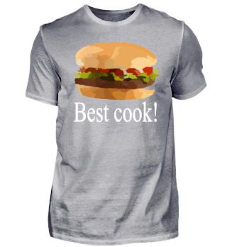Best Cook!