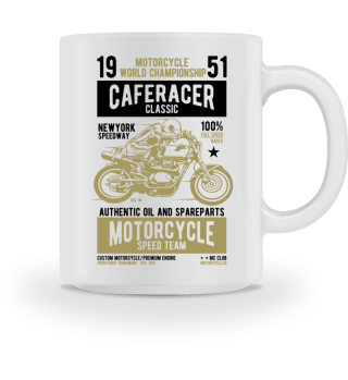 ☛ CAFERACER CLASSIC RACE #1.3