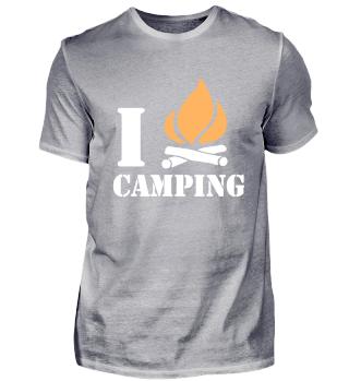 Camping Zelten Zelt Urlaub Geschenk