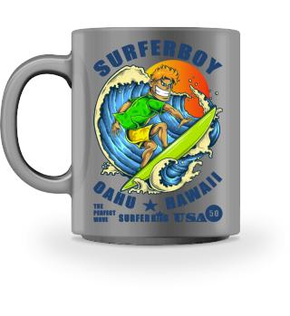 ♥ SURFERBOY · HAWAII #1BT