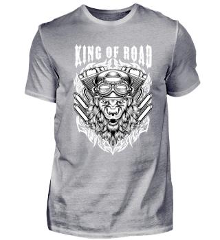 King of Road Tshirt