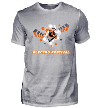 Electro Festival white
