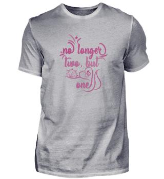 Hochzeitsgeschenk - T-Shirt