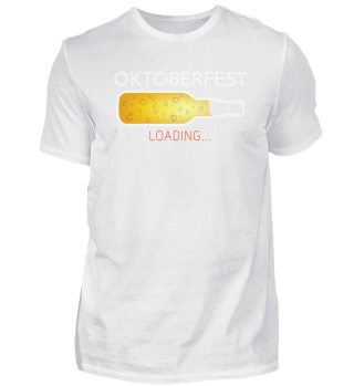 Oktoberfest Loading Beer