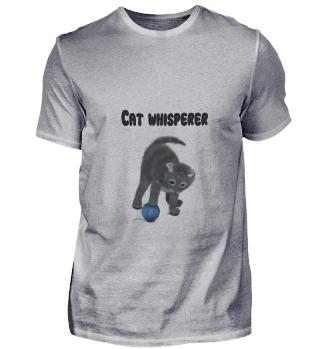 D010-0345B Kitten cat whisperer / Katze