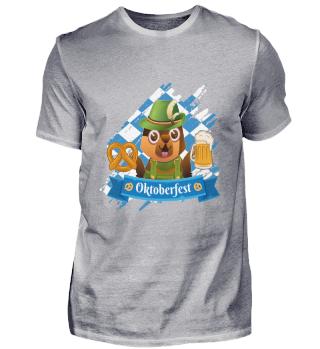 octobeer fest drunk bayern funny dog