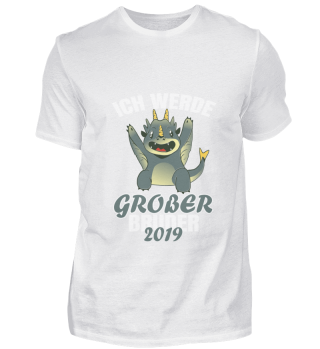 Dino I will big brother offspring gift