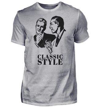 Classic Style - Schwarz