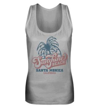Sunshine Beach Santa Monica - Tanktop