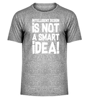 Gift Biologist: Intelligent Design not S