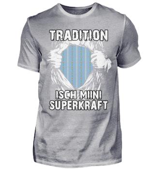 Tradition Edelweisshemd Superkraft 2