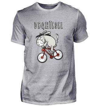 Drahtesel I Esel I Fahrrad I Geschenk