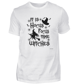 Halloween scary witches fear Hocus Pocus