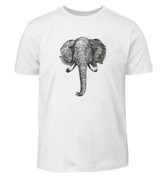 Elefant - Kinder