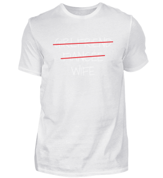 Girlfriend Fiance Wife Wedding Bridal