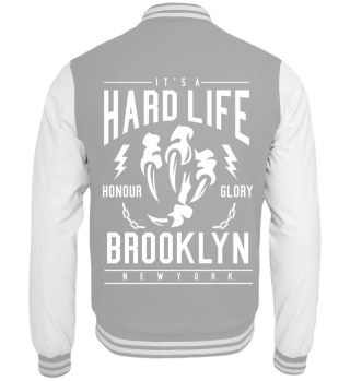Herren College Jacke Brooklyn Ramirez