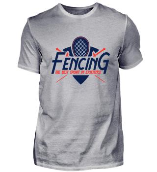 Fencing, the best sport! Men Women kids