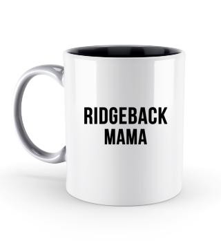 Ridgeback Mama Tasse Hundemama Geschenk